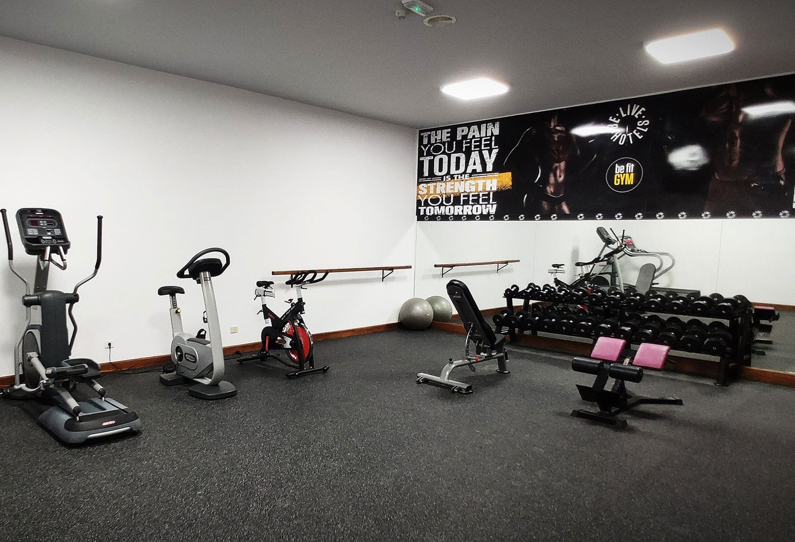 Gimnasio, Be Live Adults Only Tenerife
