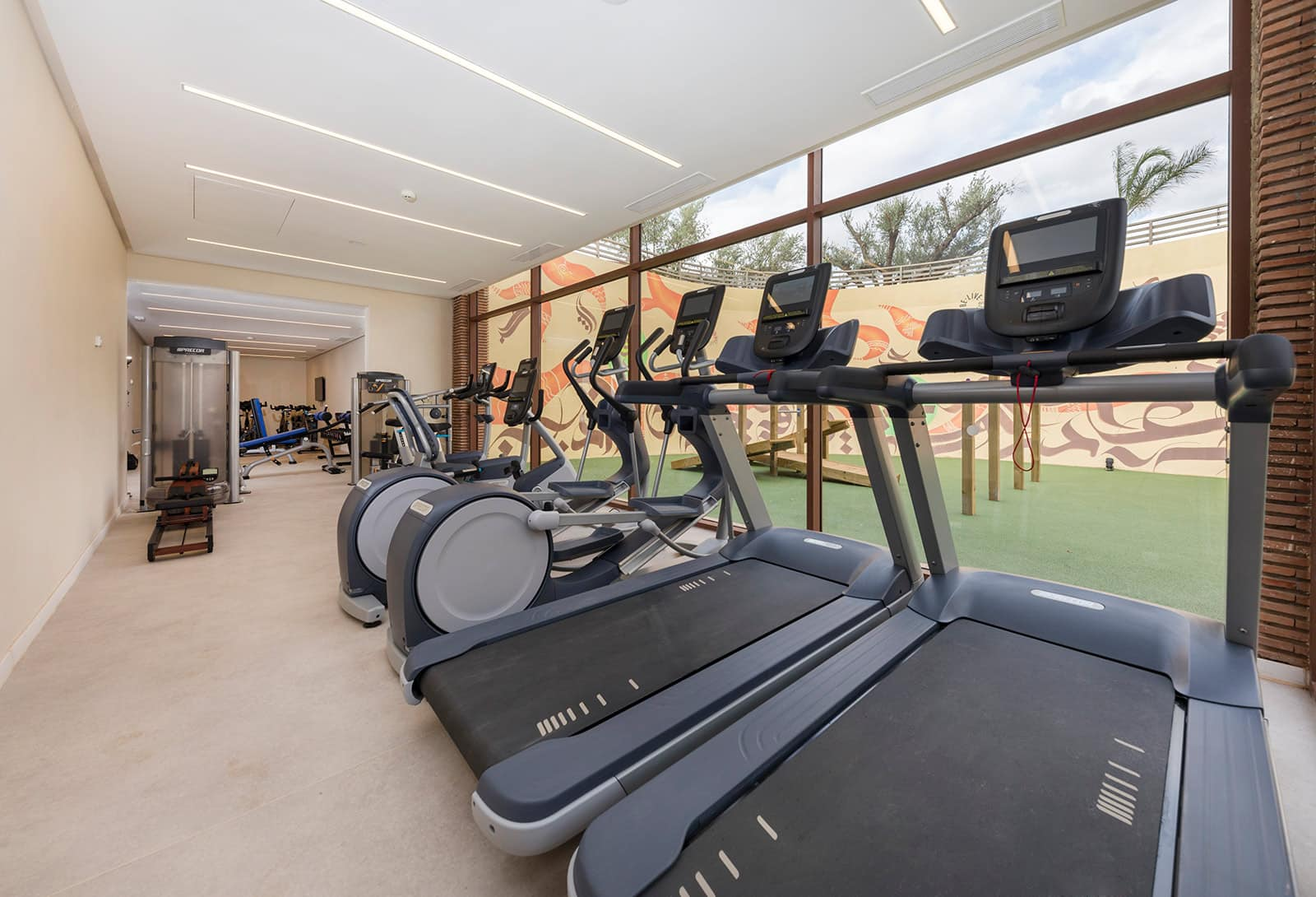 Gym, Be Live Experience Marrakech Palmeraie