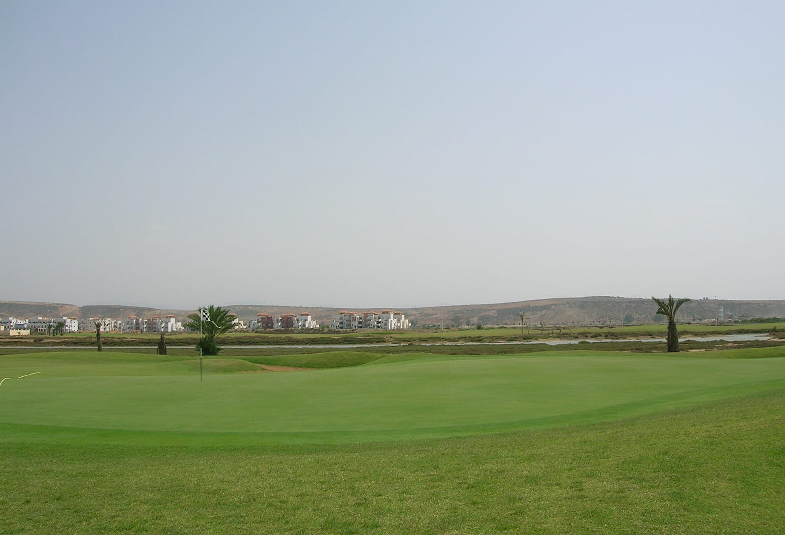 Golf Course Hotel Be Live Grand Saïdia