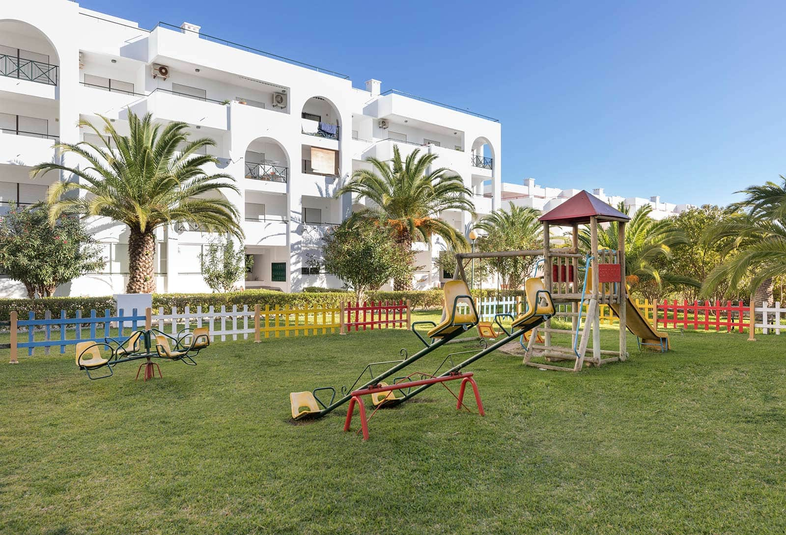 Facilities for children at Be Smart Algarve hotel