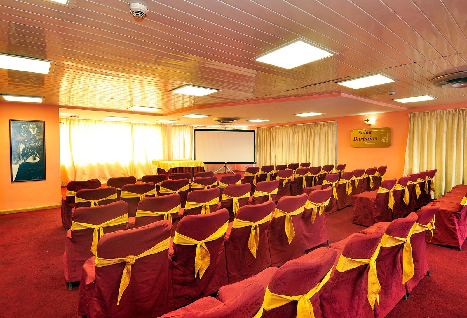 Meetings and events at Chateau Miramar by Be Live hotel