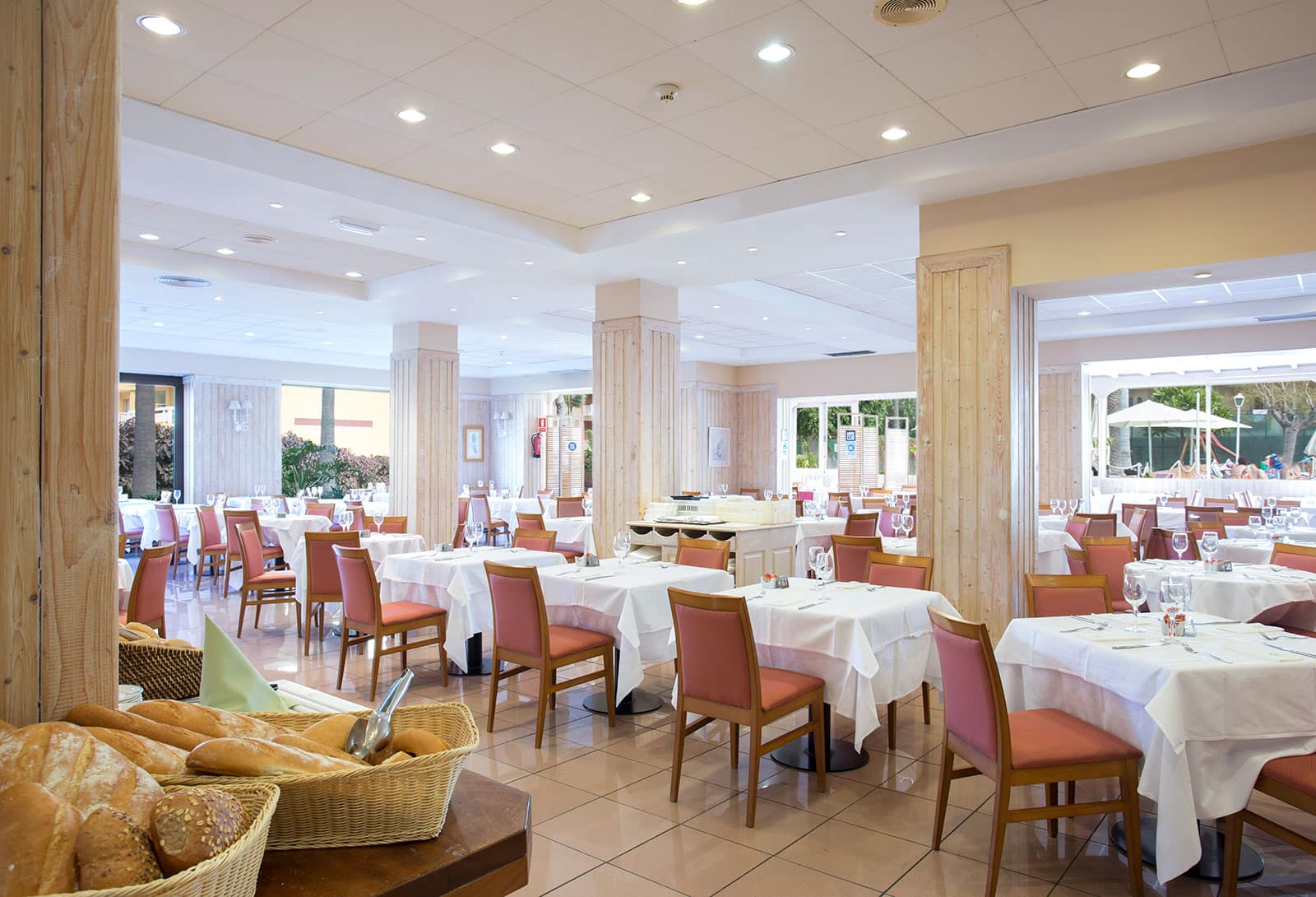 Buffet restaurante, Be Live Adults Only Tenerife