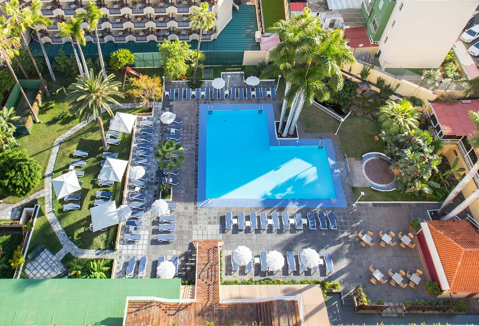 Piscine, Be Live Adults Only Tenerife