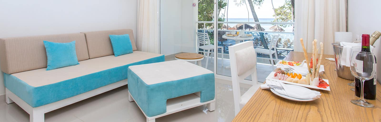 Master Junior Suite Ocean View