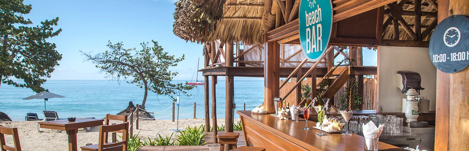Beach Bar, Playa La Romana