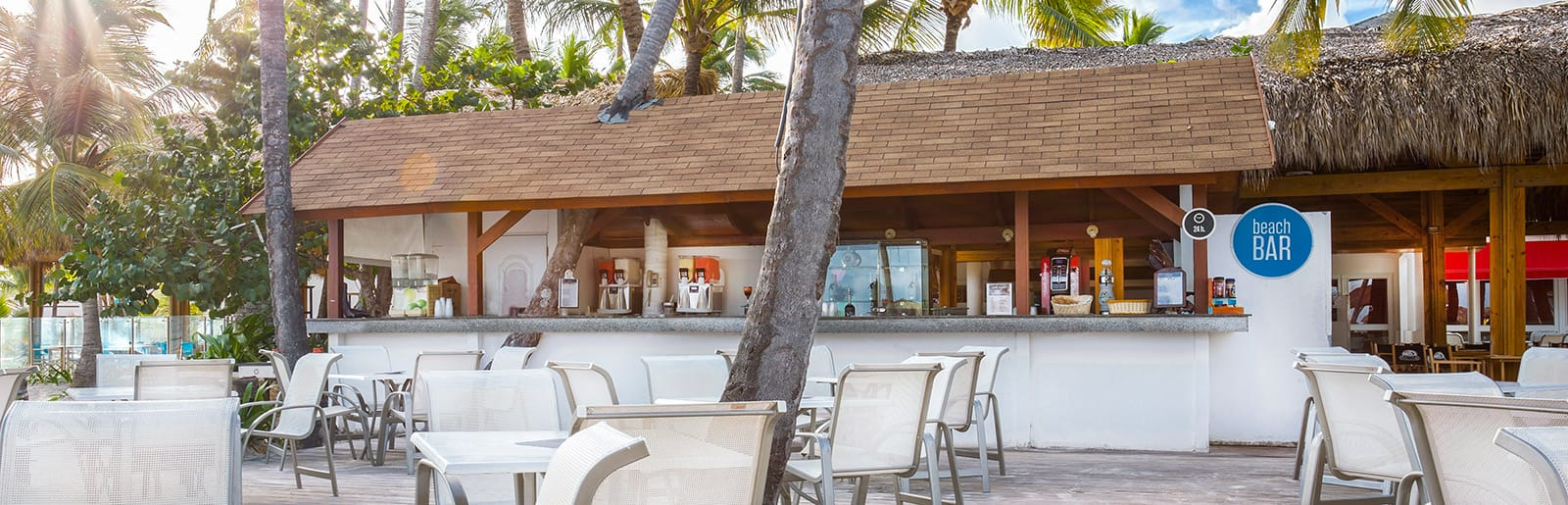 Beach Bar, Be Live Collection Punta Cana