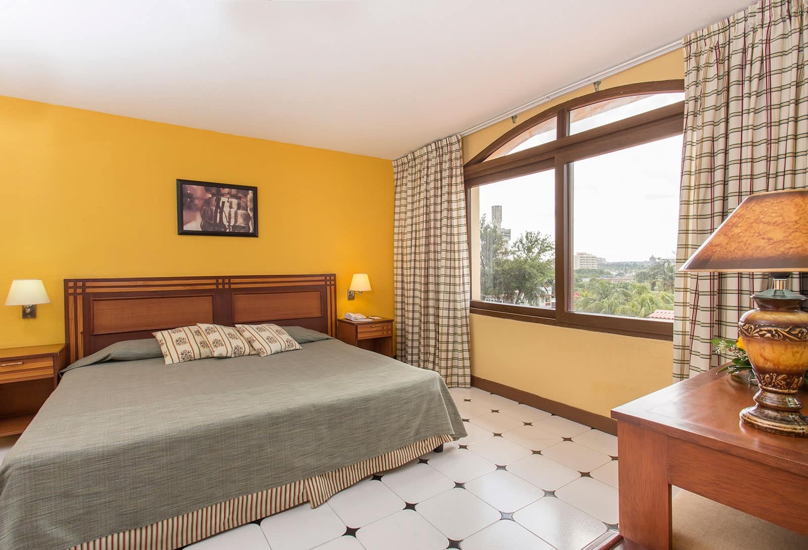 Rooms at Be Live Havana City Copacabana hotel