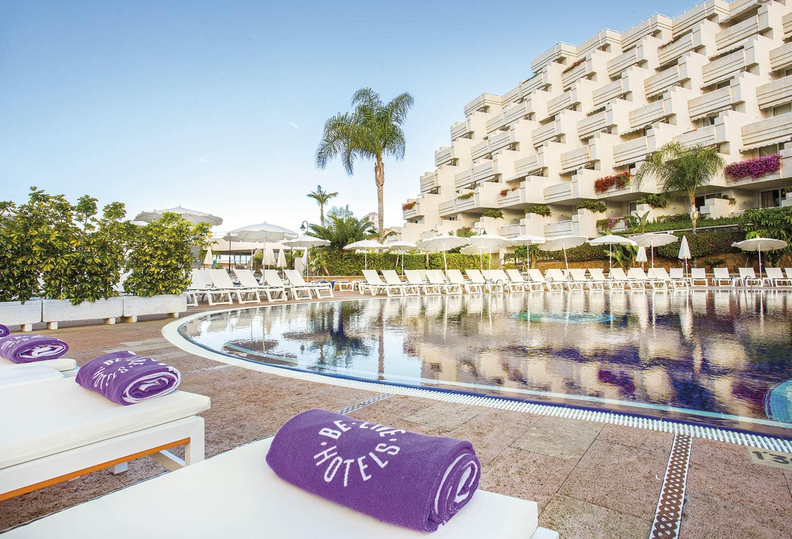 Swimming pools, Be Live Experience Playa La Arena