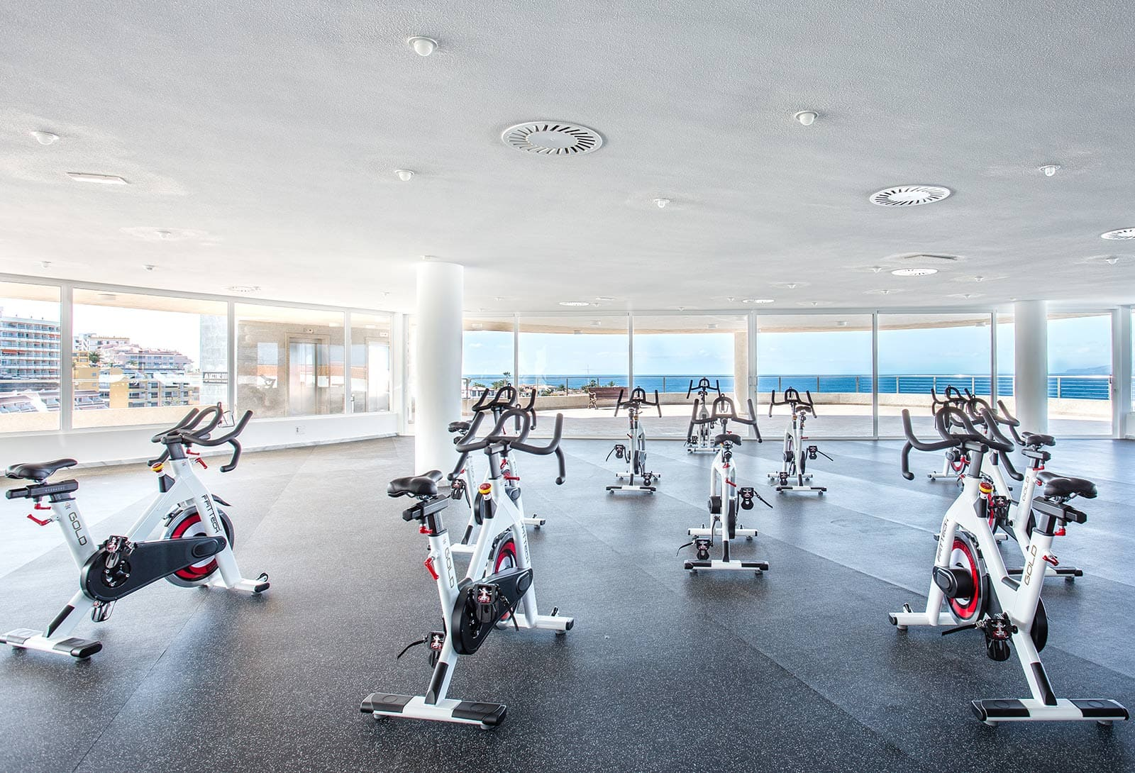 Gym, Be Live Experience Playa La Arena