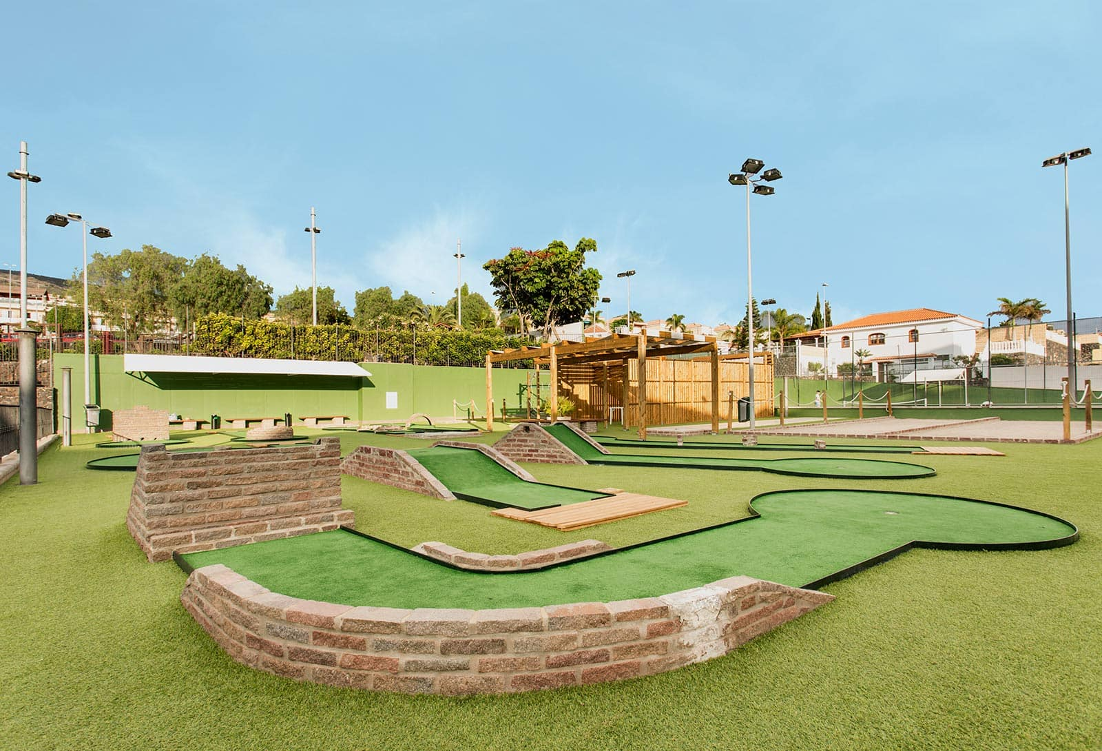 Mini golf, Be Live Experience Playa La Arena