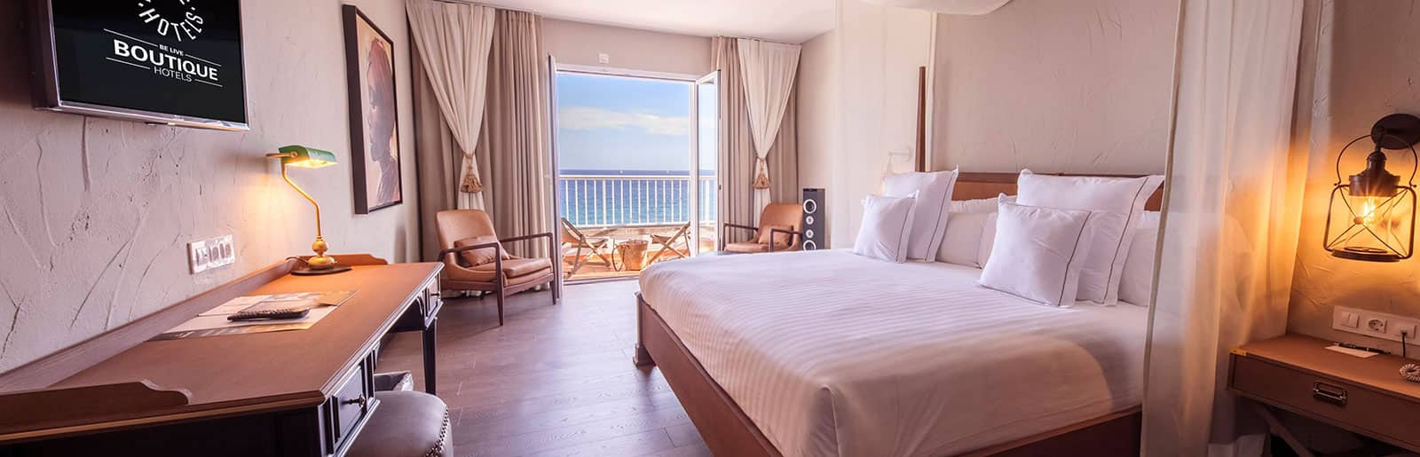 Junior Suite Vista Mar, Be Live Adults Only La Cala hotel