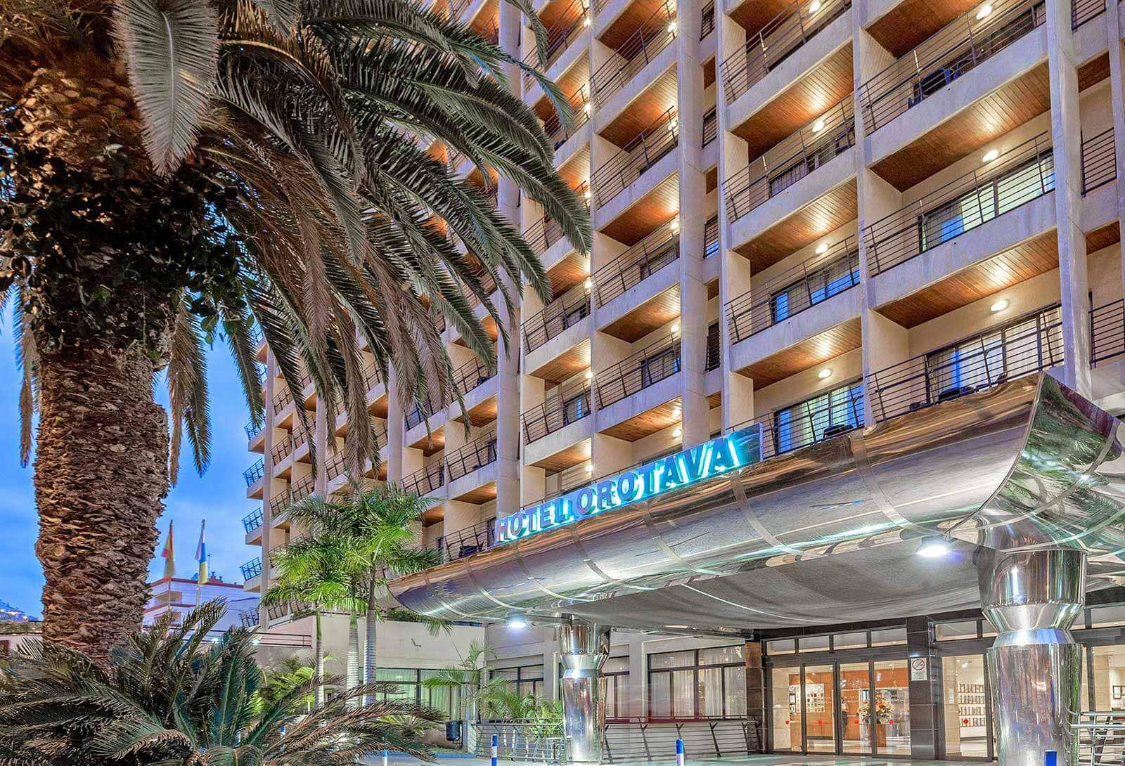 Be live experience orotava hotel family hotel in puerto de la cruz tenerife - Hotel orotava puerto de la cruz ...