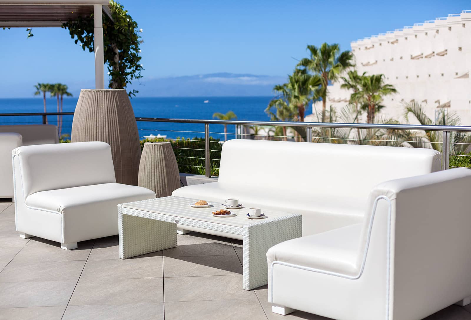 Terrasse, Be Live Experience Playa La Arena