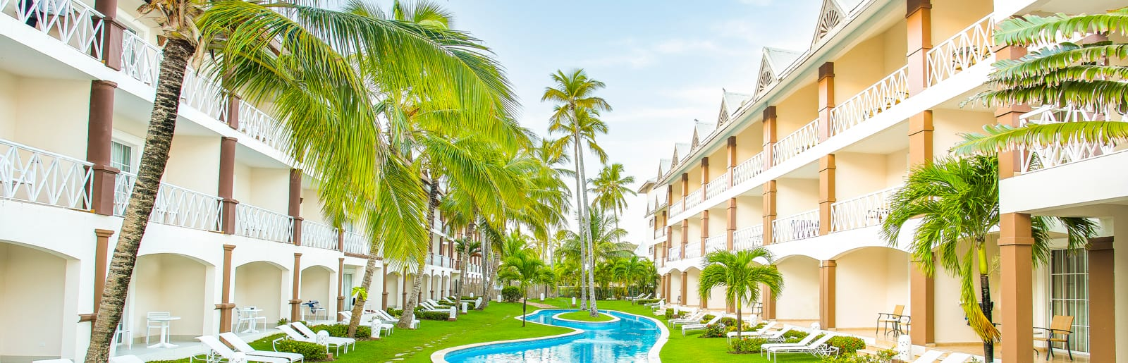 All-Inclusive-Hotel in Punta Cana.