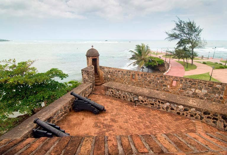 Fortress in Puerto Plata