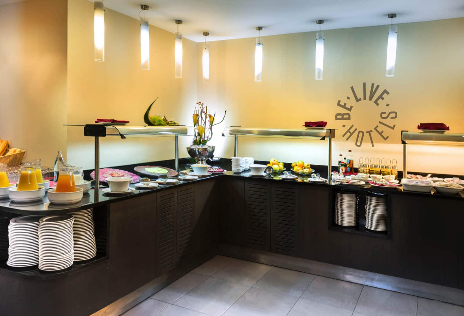 Ресторан Talabira в Hotel Be Live City Center Talavera