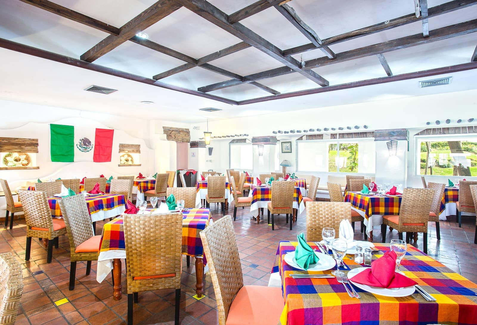 Mexican Restaurant at Be Live Hamaca