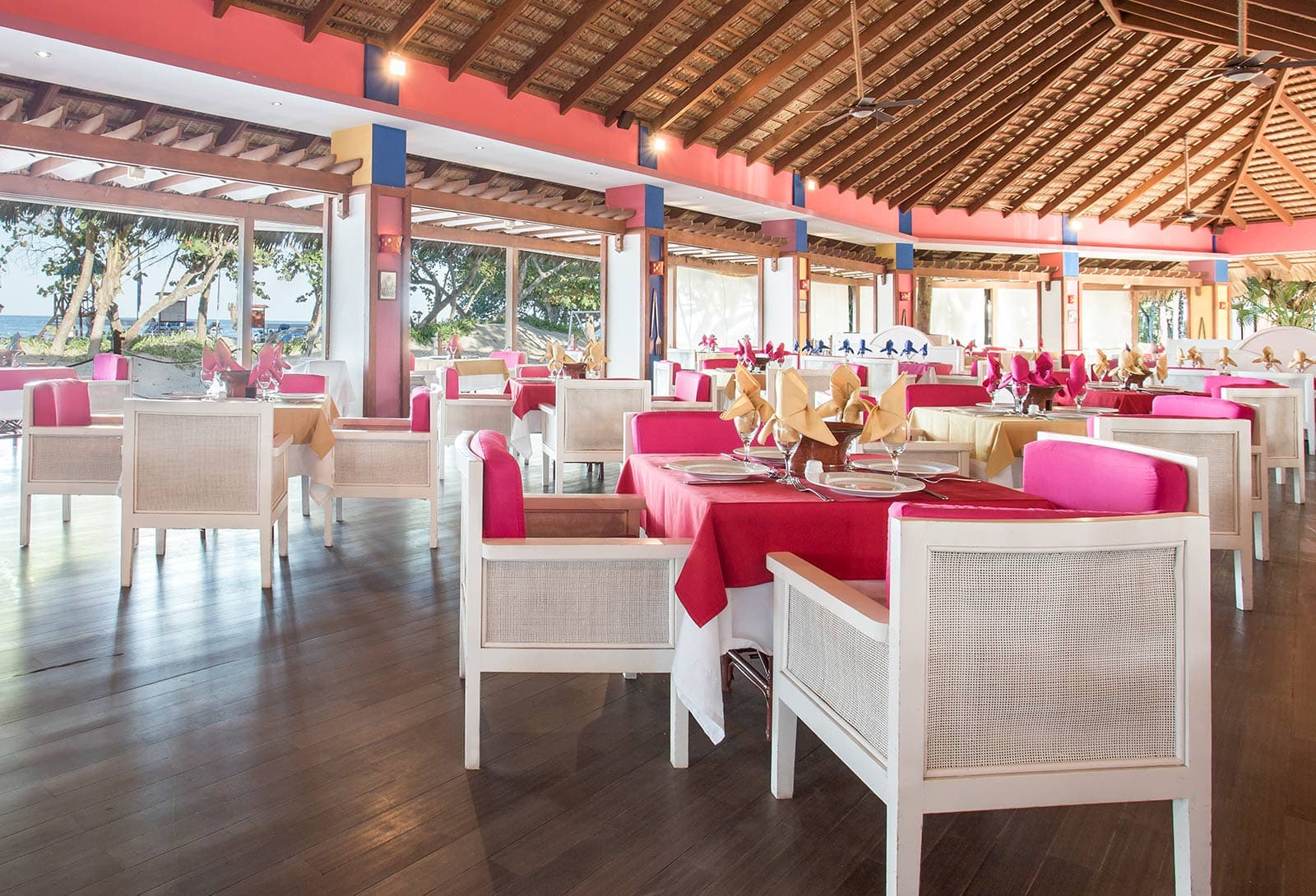 Restaurante Mexicano Hotel Be Live Grand Marien