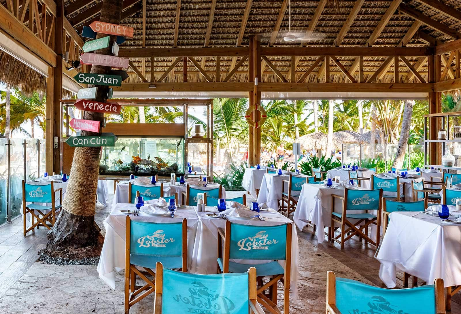 Lobster House Be Live Collection Punta Cana
