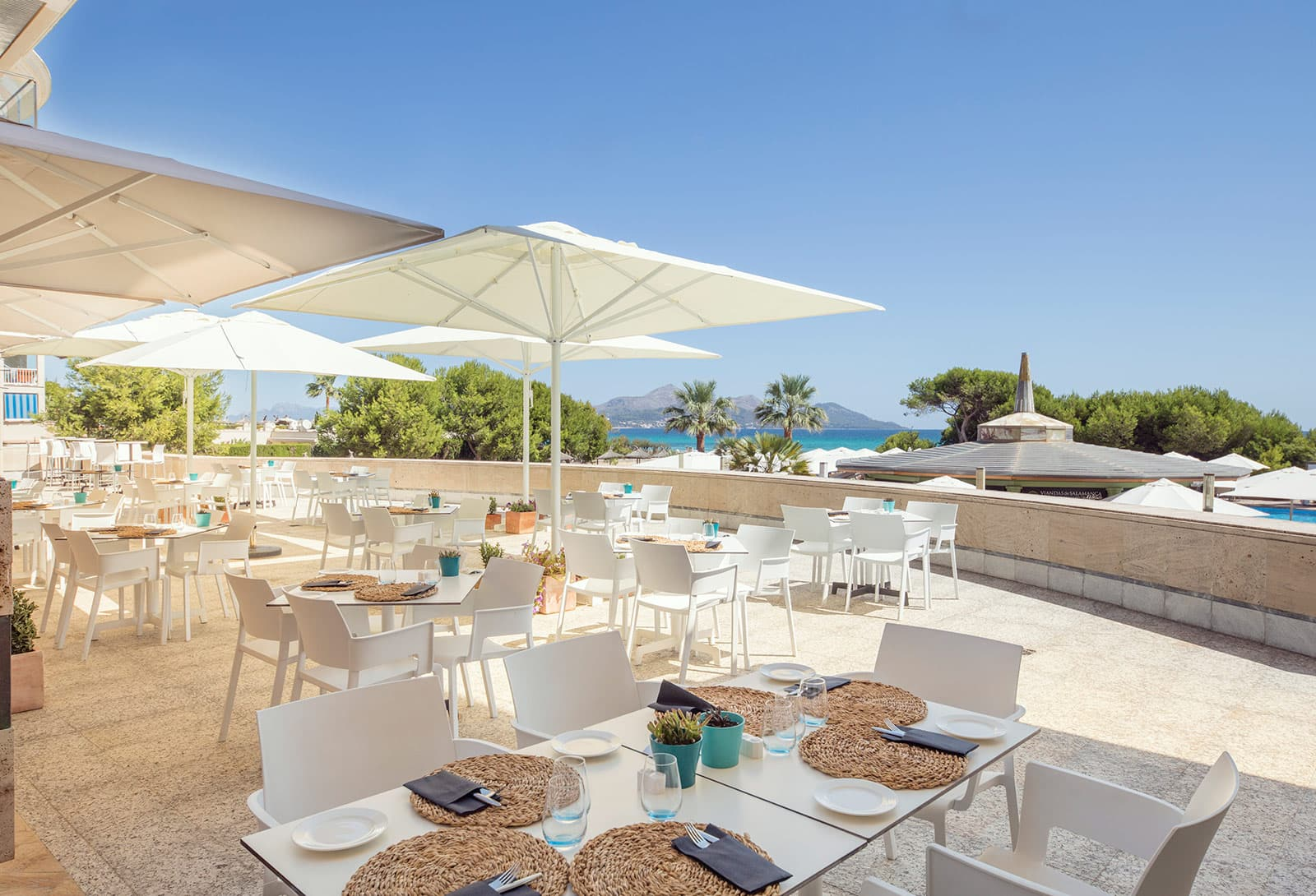 Terraza Restaurante Mare, Be Live Collection Palace Muro
