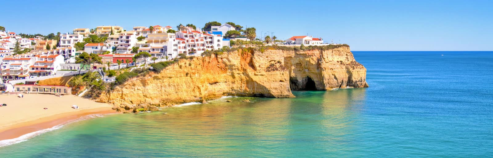 Hotels Algarve Portugal